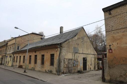 Daugiabutis namas Šv. Stepono gatvėje renovuojamas nebus