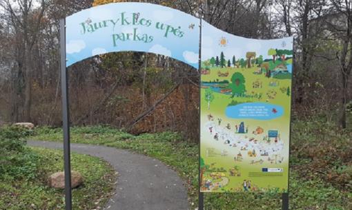 Kretingoje – naujas gamtos parkas
