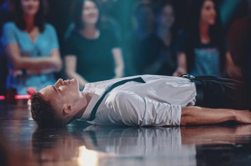 """Rizikingas pasirodymas """"Šokio revoliucijos"""" ketvirtfinalyje: repeticijų metu kaskart stodavo širdis"""