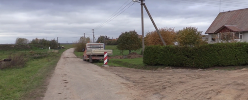 Kaime gerinamos sąlygos vairuotojams (vaizdo įrašas)