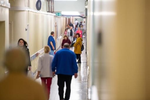 Sergamumas gripu ir peršalimo ligomis Šiaulių apskrityje