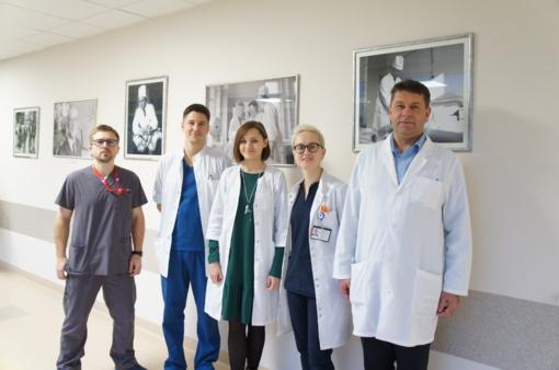 Naujų gydytojų siekis – daugiau galimybių pacientams