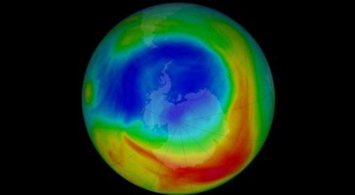 Ozono skylė yra mažiausia stebėjimų istorijoje, bet džiaugtis anksti