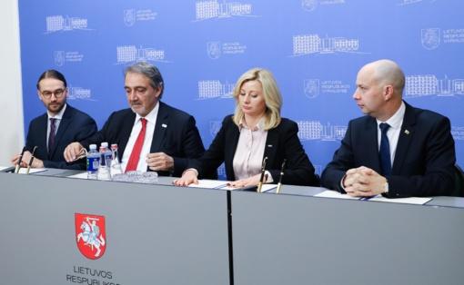 Pasirašytas Raudonojo Kryžiaus ir Vyriausybės bendradarbiavimo memorandumas