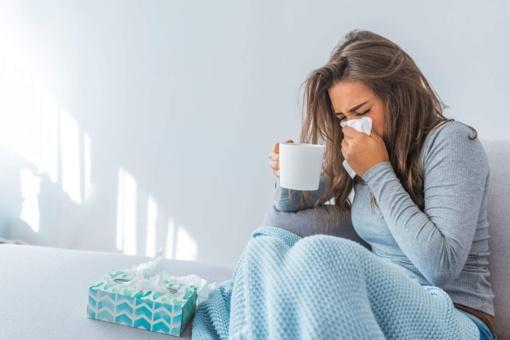 Kaip kovoti su gripu natūraliomis priemonėmis?