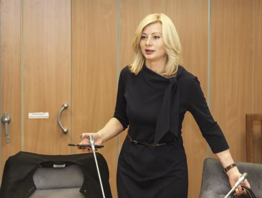 R. Tamašunienė: bus siekiama keisti civilinės ir priešgaisrinės saugos teisės aktus, skirti dėmesį mokymams