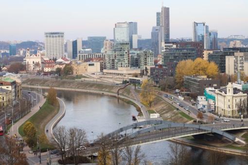 Savivaldybių gerovės indeksas: Vilniaus miestas pasitraukė iš pirmosios vietos