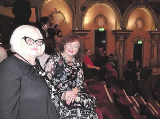 """Įspūdžiai iš """"Her Majesty's"""" teatro"""