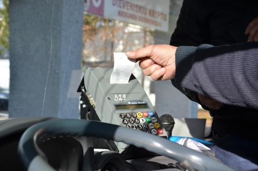 """""""Šalčininkų autobusų parkas"""" diegia naujovę: kelionės bilietai internetu"""