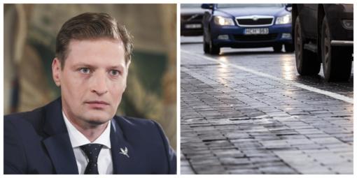 K. Mažeika: žmonės jau gali pildyti dokumentus dėl 1 tūkst. eurų paramos keičiant automobilį