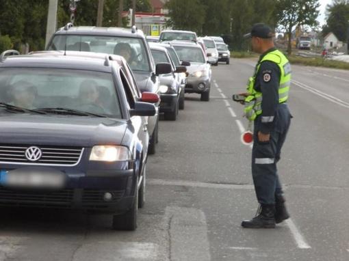Bus vykdomos prevencinės policinės priemonės