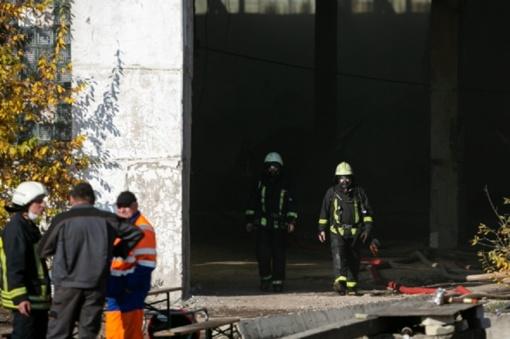 Vyriausybė apsispręs, kaip kompensuoti nuostolius dėl gaisro Alytuje