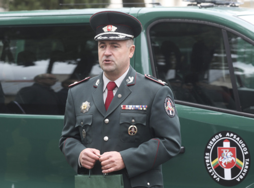 R. Požėla: kalbos apie mano galimybes užimti policijos vadovo postą buvo pradėtos rugsėjį