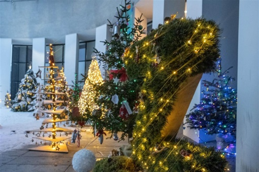 Alytus pradeda ruoštis didžiosioms metų šventėms: kokia bus kalėdinė eglutė?