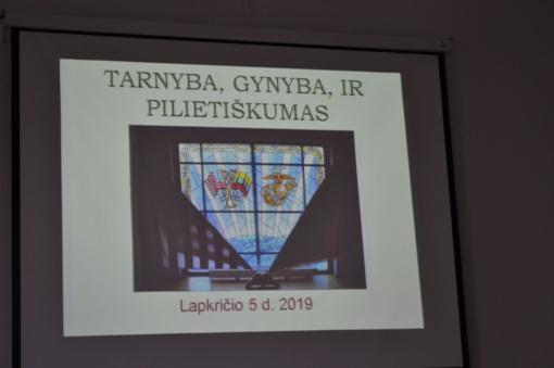Gyventi Lietuvoje – man didelė dovana