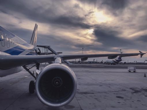 Vilniaus oro uostas perka aerodromo rekonstrukcijos darbus