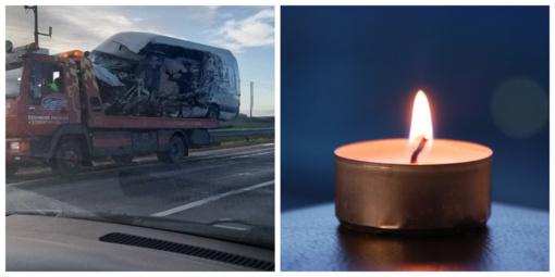 Automobilių susidūrimas baigėsi tragiškai: žuvo žmogus