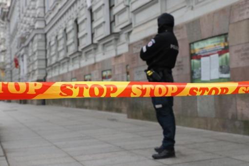 """Vilniuje rasta aviacinė bomba, įvestas planas """"Skydas"""""""