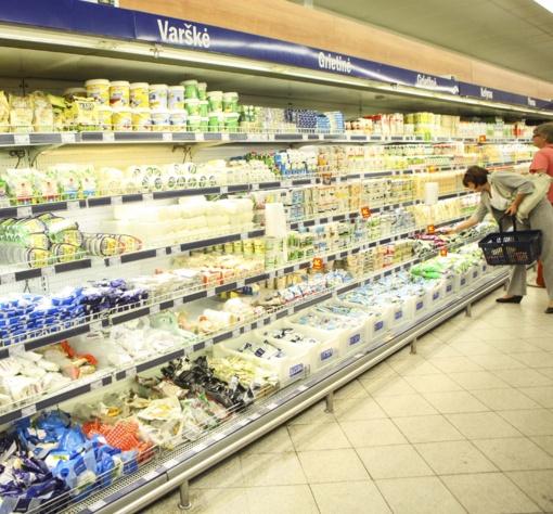 Daugėja norinčiųjų riboti maisto produktų importą