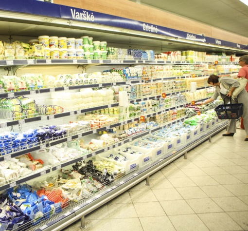 G. Nausėda ragina užtikrinti valstybės maisto rezervą