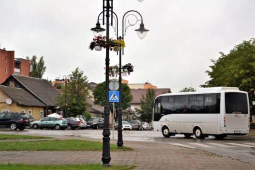 Vilniaus rajono vietinio susisiekimo maršrutiniuose autobusuose stiprinama keleivių kontrolė