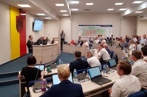Tarybos komitetai sudaryti nepažeidžiant teisės aktų