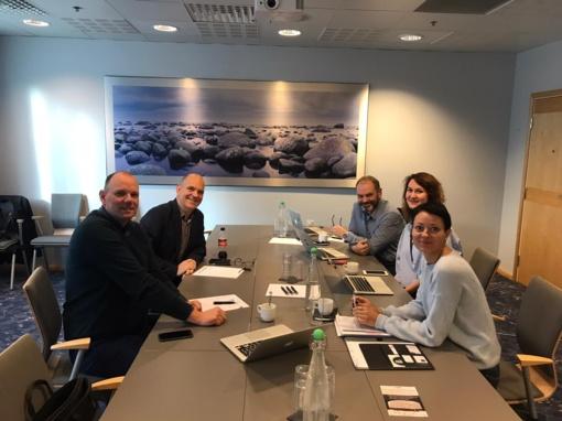 Norvegijoje aptarti pasirengimo 2020 m. Palangoje vyksiančiam Europos varinių pučiamųjų instrumentų čempionatui klausimai