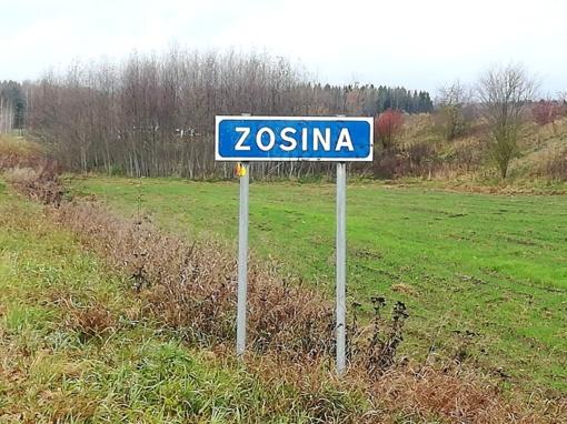 Kaimas, pavadintas ponios Zosės garbei