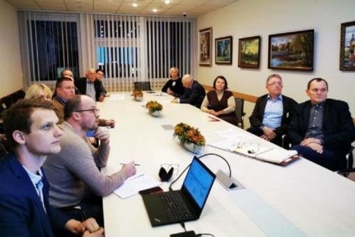 Radviliškio miesto Žalgirio gatvės rekonstravimo projektinių pasiūlymų sprendiniai bus koreguojami