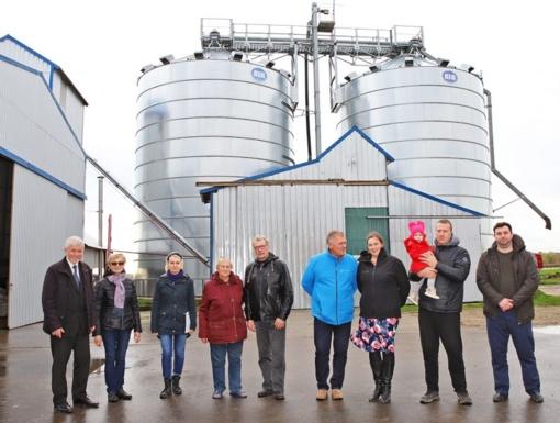 Ūkininkų prigimtyje – bendruomeniškumo genas