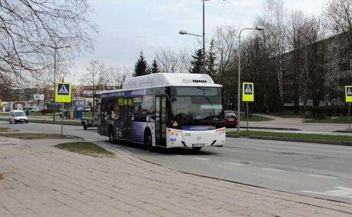 Nemokamas panevėžiečių vežimas autobusais Visų šventųjų dieną – pasiteisino