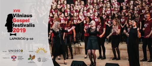 Gospel festivalio koncertuose skambės dar negirdėtos giesmės