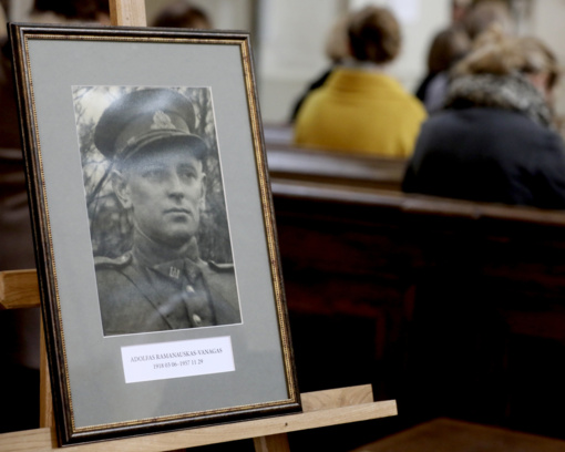 """Vilniuje pristatomas filmas """"Vanago portretas"""""""