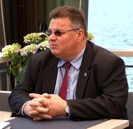 L. Linkevičius Briuselyje dalyvaus ES Užsienio reikalų tarybos posėdyje