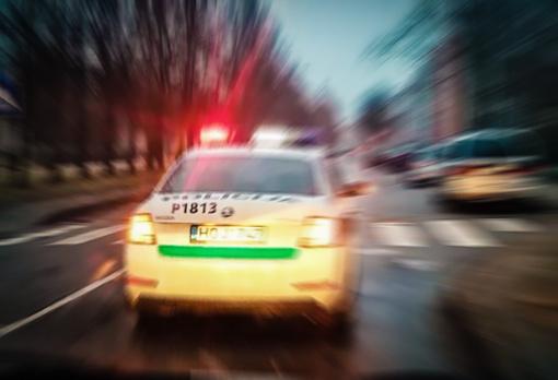 Neblaivaus kupiškėno sukeltoje avarijoje skaudžiai nukentėjo rokiškėnas