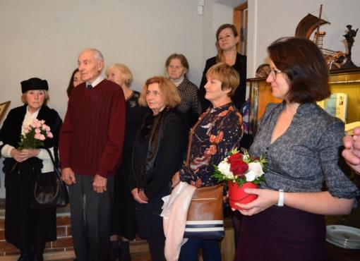 Memorialinis rašytojos muziejus vėl laukia lankytojų
