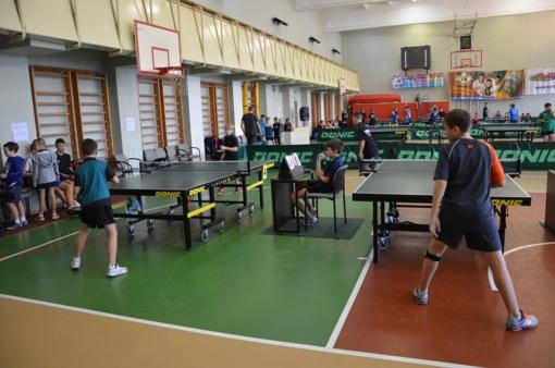 Graži sporto tradicija – puoselėjamas trenerio Z. Sliževskio atminimas