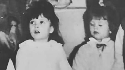 Ar atpažįstate, kokios žinomos moterys taip atrodė vaikystėje?