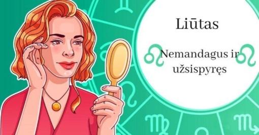 Horoskopas: kokie yra bjauriausi kiekvieno Zodiako ženklo bruožai?