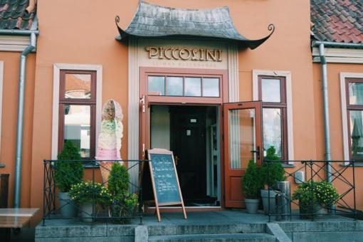 """Restorano apžvalga: """"Piccolini"""""""