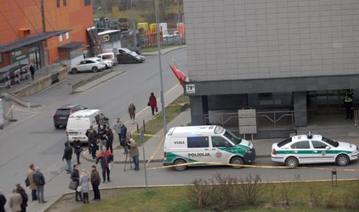 """Vilniaus apylinkės teisme sprogmens nerasta, atšauktas planas """"Skydas"""""""