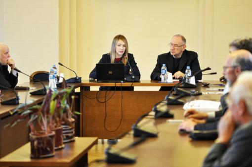 Lietuvos mokslų akademijoje diskutuota apie žiedadulkių tyrimus