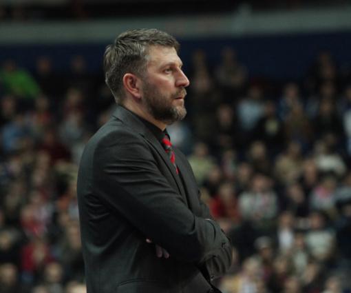D. Maskoliūnas išrinktas Lietuvos krepšinio rinktinės treneriu