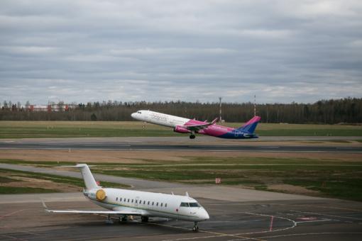J. Neverovičius: krizė yra šansas plėsti skrydžius iš Vilniaus