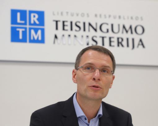 E. Jankevičius Briuselyje: Rusija galimai naudojo ES duomenis, keldama bylą Lietuvos teisėjams ir prokurorams