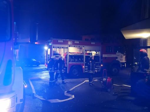 Šiaulių sporto gimnazijos bendrabutyje – netikras gaisro pavojus