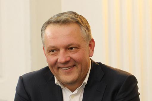"""E. Masiulis: D. Grybauskaitė prašė koncerno """"MG Baltic"""" būti teigiamiau nušviečiama žiniasklaidoje"""