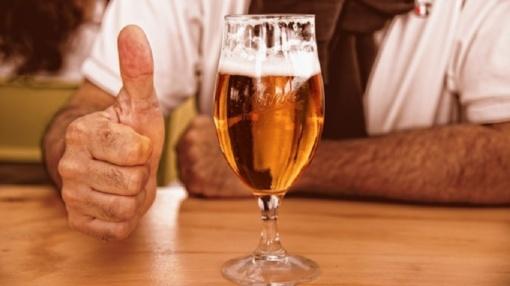 Lietuva – pirmoji pasaulyje pagal suvartojamo alkoholio kiekį