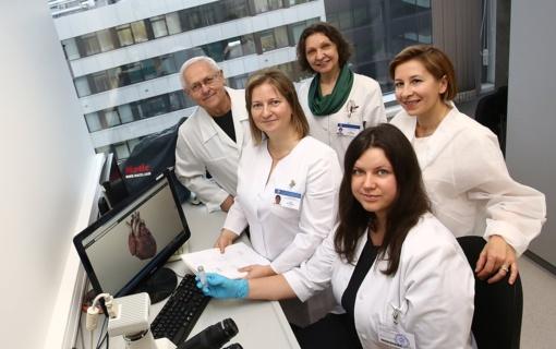 LSMU mokslininkai sukūrė unikalų vaistą nuo širdies aritmijos