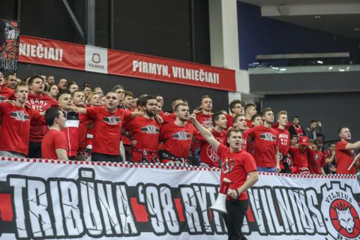 """""""Ryto"""" krepšininkai Europos taurėje šventė antrą pergalę iš eilės"""